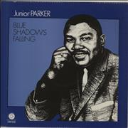 Click here for more info about 'Junior Parker - Blue Shadows Falling'