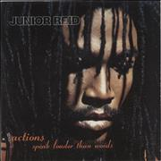 Click here for more info about 'Junior Reid - Actions Speak Louder Than Words'