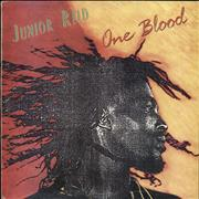 Click here for more info about 'Junior Reid - One Blood'