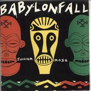 Click here for more info about 'Junior Ross - Babylon Fall'