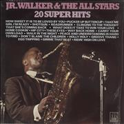 Click here for more info about 'Junior Walker & The All Stars - 20 Super Hits'