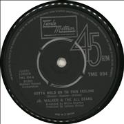 Click here for more info about 'Junior Walker & The All Stars - Gotta Hold On To This Feeling'
