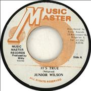 Click here for more info about 'Junior Wilson - It's True'