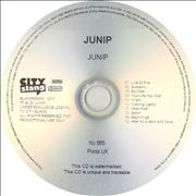 Click here for more info about 'Junip - Junip'