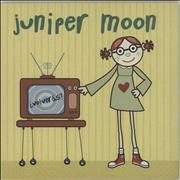 Click here for more info about 'Juniper Moon - Volveras - Green Vinyl'