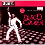Click here for more info about 'Junk - Disco Queen - Pink vinyl'
