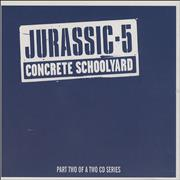 Click here for more info about 'Jurassic 5 - Concrete Schoolyard'