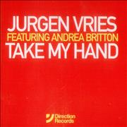 Click here for more info about 'Jurgen Vries - Take My Hand'