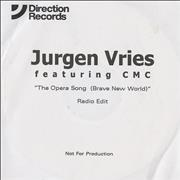 Click here for more info about 'Jurgen Vries - The Opera Song (Brave New World)'
