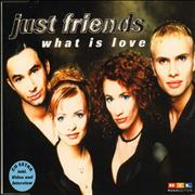 Click here for more info about 'Just Friends - What Is Love'