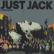 Click here for more info about 'Just Jack - Overtones - Enhanced'