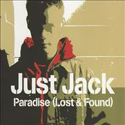 Click here for more info about 'Just Jack - Paradise (Lost And Found)'