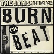 Click here for more info about 'Justified Ancients Of Mu Mu - Burn The Beat'
