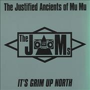 Click here for more info about 'Justified Ancients Of Mu Mu - It's Grim Up North'