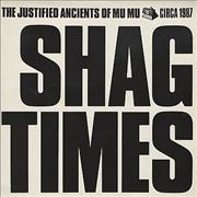 Click here for more info about 'Justified Ancients Of Mu Mu - Shag Times - EX'