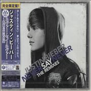 Click here for more info about 'Justin Bieber - Never Say Never - The Remixes'