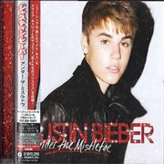 Click here for more info about 'Justin Bieber - Under The Mistletoe'