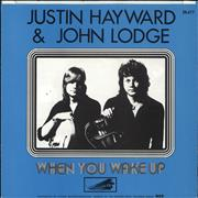Click here for more info about 'Justin Hayward & John Lodge - Blue Guitar'