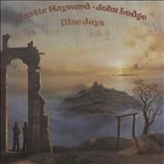 Click here for more info about 'Justin Hayward & John Lodge - Blue Jays - EX'