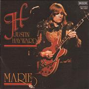 Click here for more info about 'Justin Hayward - Marie'