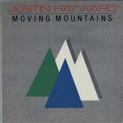 Click here for more info about 'Justin Hayward - Moving Mountains'
