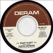 Click here for more info about 'Justin Hayward - Night Flight'