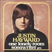 Click here for more info about 'Justin Hayward - One Lonely Room'
