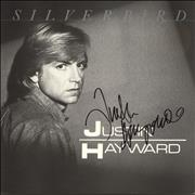 Click here for more info about 'Justin Hayward - Silverbird - Autographed'