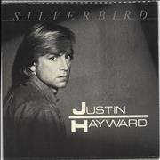 Click here for more info about 'Justin Hayward - Silverbird - Mispress'