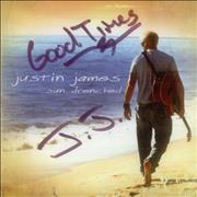 Click here for more info about 'Justin James - Sun Drenched - Autographed'