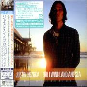 Click here for more info about 'Justin Nozuka - You I Wind Land And Sea'