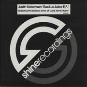 Click here for more info about 'Justin Robertson - Ruckus Juice EP'