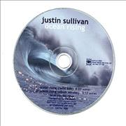Click here for more info about 'Justin Sullivan - Ocean Rising'
