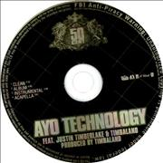 Click here for more info about 'Justin Timberlake - Ayo Technology'