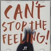 Click here for more info about 'Justin Timberlake - Can't Stop the Feeling!'