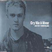 Click here for more info about 'Justin Timberlake - Cry Me A River'