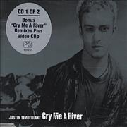 Click here for more info about 'Justin Timberlake - Cry Me River'