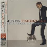 Click here for more info about 'Justin Timberlake - Future Sex / Love Sounds + Obi - Sealed'
