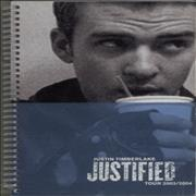 Click here for more info about 'Justin Timberlake - Justified - Tour 2003/2004'