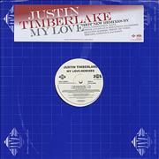 Click here for more info about 'Justin Timberlake - My Love - Hot New Remixes'