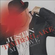 Click here for more info about 'Justin Timberlake - My Love'