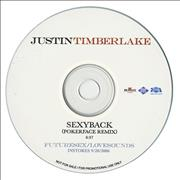 Click here for more info about 'Justin Timberlake - Sexyback - Pockerface Remix'