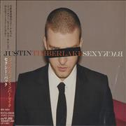 Click here for more info about 'Justin Timberlake - Sexyback'