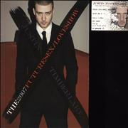 Click here for more info about 'Justin Timberlake - The 2007 Futuresex / Loveshow Tour Programme + Ticket Stub'