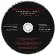Click here for more info about 'Justin Timberlake - Until The End Of Time - Radio Mixes + Club Mixes'