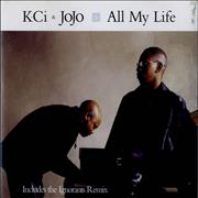 Click here for more info about 'K-Ci & Jojo - All My Life'