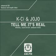 Click here for more info about 'K-Ci & Jojo - Tell Me It's Real'