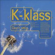Click here for more info about 'K-Klass - Don't Stop'