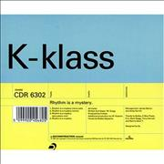 Click here for more info about 'K-Klass - Rhythm Is A Mystery'