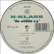 Click here for more info about 'K-Klass - The Wildlife E.P.'